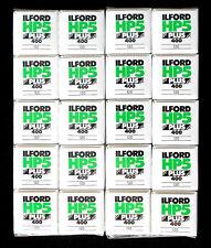 ILFORD  HP5+   120  B & W FILM  X 20 ROLLS  VERY FRESH, TRUSTED SELLER