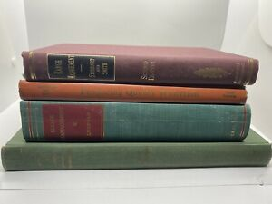 Deer & Game Management Books Vintage