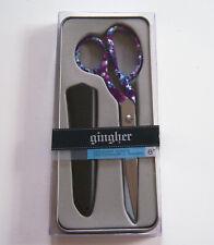 """Gingher CHARLENE 8"""" Designer Series Limited Edition Dressmaker Scissors"""