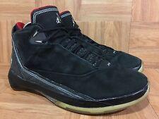 1f39108d2bfe6f Worn🔥 Nike Air Jordan XXII 22 OG Black Red Metallic Silver Sz 10.5 315299-