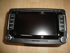 VW RNS 510 sistema di navigazione 1t0035686b con DAB + CARTINA v15!!!
