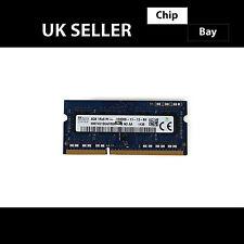 SK HYNIX DDR3 1Rx8 4GB 1600MHz PC3L-12800S Laptop RAM Memory Module