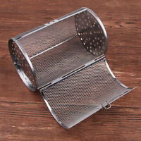 Rotisserie Grill Roaster Drum Oven Basket Baking Fit for Coffee Beans Peanut BBQ