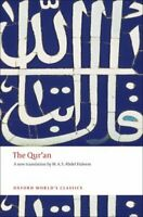 The Qur'an by M. A. S. Abdel Haleem 9780199535958 | Brand New | Free UK Shipping