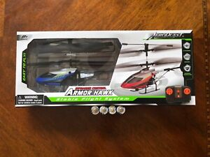 New AeroQuest infrared control Armor Hawk stable flight system