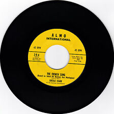LUCILLE STARR(OF CANADIAN SWEETHEARTS-ALMO 204 COUNTRY 45 THE FRENCH SONG VG++