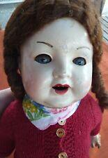 Armand Marseille Baby-muñeca, porcelana cabeza, a7m - 990 Germany, 1913