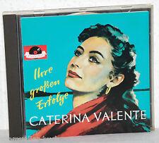 CD CATERINA VALENTE - Ihre großen Erfolge