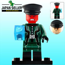 RED SKULL Captain America Rare LeGO MOC Minifigures Custom Lego DC Comics Marvel