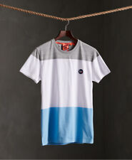 Superdry Mens Organic Cotton Collective Colour Block T-Shirt