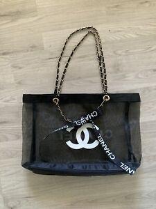 Chanel Shopper Tasche