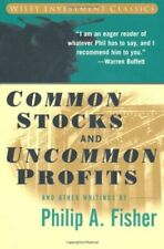 Common Stocks and Uncommon Profits (Wiley Inve... by Fisher, Philip A. Paperback