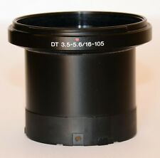 Sony Alpha DT 16 -105mm 1:3.5-5.6  DT 16-105 Filterring Ø 62 parts Teile