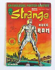 Strange # 134 VF Marvel Semic 1981 - TBE