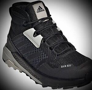 adidas Terrex Trailmaker Mid RAIN.RDY - Kids Outdoor Shoes UK 5 Waterproof