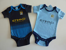 Manchester City FC Baby Bodysuits NWT
