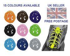 Elastic Lock Laces Shoelaces No Tie Laces Running Triathlon Sports Shoe Trainer