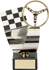 HANDMADE METAL MOTOR RACING TROPHY GIFT TOP QUALITY *FREE POSTAGE FREE ENGRAVING