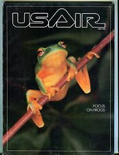 US Air Magazine June 1984 Focus On Frogs EX No ML 050717nonjhe