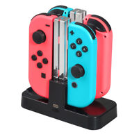 For Nintendo Switch Charger Station PRO Dock Charging Stand Joy-Con Controller