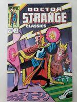 DOCTOR STRANGE CLASSICS #1 (1984) MARVEL COMICS STAN LEE! STEVE DITKO! RARE HTF