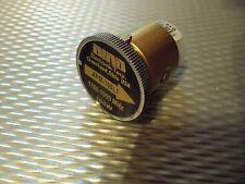 Bird APM-16 DPM Thruline WattMeter Element 100L1 1700-1990MHz