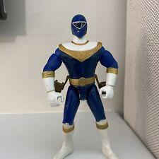 "Power Rangers Blue Zeo 5.5"" Figure 1996 Bandai"