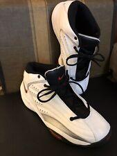 NIKE Air Brake Men's White Basketball Shoes 2002 (930137) Size 10.5 DEAL! SALE!!