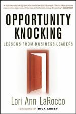 Opportunity Knocking: Lessons from Business Leaders-ExLibrary