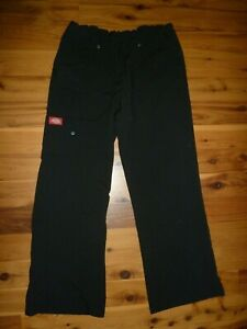 WOMEN'S DICKIES CARGO PANTS~~SIZE PS~~STYLE 82011P~~BLACK