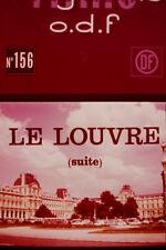 Film fixe 35 mm o.d.f.Magazine N° 156 Le Louvre ... film 2.