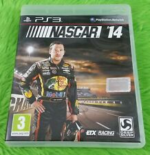 ps3 NASCAR 14 2014 Game Racing Your Way REGION FREE PAL UK Version