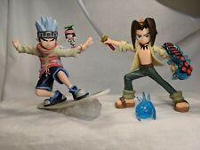 Shaman King Yoh Asakura Trey Mattel Anime Action Figure 2004