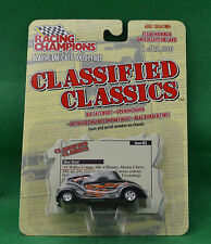 Racing Champions Classified Classics '33 Willys Coupe #23 Hot Rod Series 1 2000]