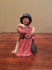 All God's Children Collection Figurine Valerie By Martha Holcombe