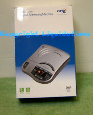 New BT Response 75 + Digital [no cassettes needed] Telephone Answering Machine