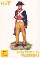 HaT 1/72 Napoleonic 1806 Prussian Musketeers # 8083