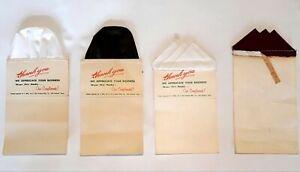 Vintage Cotton Hankies Pocket Square Pocket Poufs One Hour Martinizing Silk