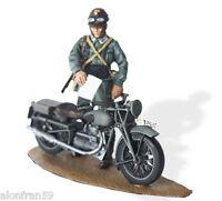 Soldados de Plomo en Moto 1:30 GILERA LTE Carabiniere SMI031
