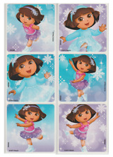 "GUND Dora the Explorer Boots Plush Key Chain 12pc Party Supplies 8/"" New"