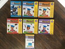 Your Baby Can Read Books Lot Parents Guide Starter 1 2 3 Review & Game Cards VGC