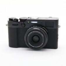 FUJIFILM Fuji X100V Digital Camera Black -Near Mint- #347