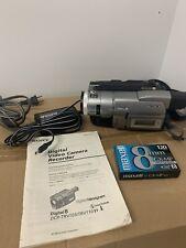 Sony Handycam Dcr-Trv103 Digital8 Camcorder - Tested