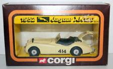 Véhicules miniatures pour Jaguar 1:20