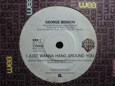 "George Benson ""I Just Wanna Hang Around You"" Rare Oz 7"""
