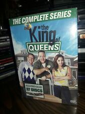 King of Queens - The Complete Series (DVD, 2011, 27-Disc Set) BRAND NEW. SEALED.
