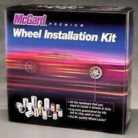 McGard 65554 Chrome SplineDrive Wheel Installation Kit (M12 x 1.25 Thread Size)