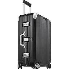 Rimowa Limbo Multiwheel 63 Black - Size 43x26x66cm - 60 liters NEW