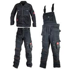 Arbeitsbekleidung Berufskleidung Arbeitshose Arbeitsjacke Latzhose (ODZ-URG-B)