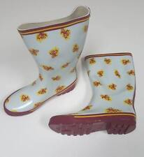 NCAA Arizona State (ASU) Sun Devil's  Women's Scattered Logo Rain Boots -Size 10